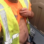 Dick Selfie While At Work