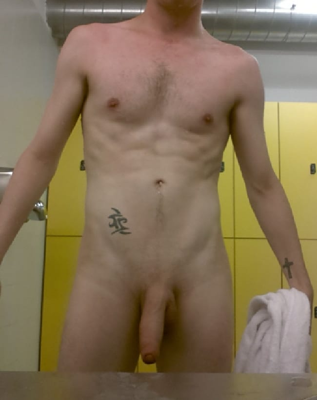 Big Soft Uncut Cock
