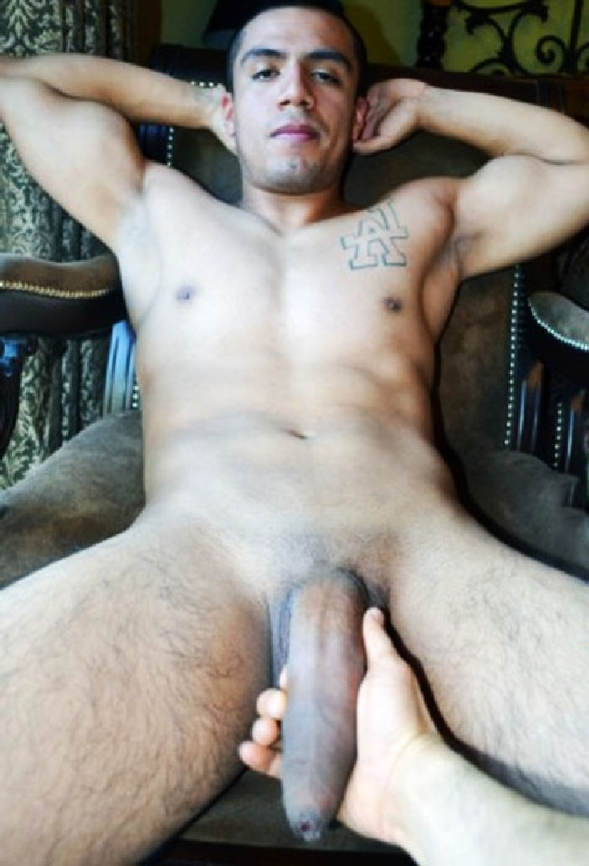 Guys big dicks nude