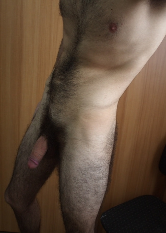 Hairy Cock Hairy Body