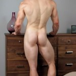 Muscle Man With A Smooth Tight Ass
