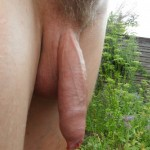 Nude Guy With A Big Soft Cock